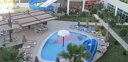 Adalya Ocean Hotel Havuz / Deniz
