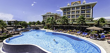 Adalya Resort & SPA Genel Görünüm
