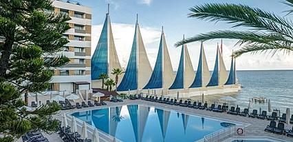 Adin Beach Hotel Havuz / Deniz
