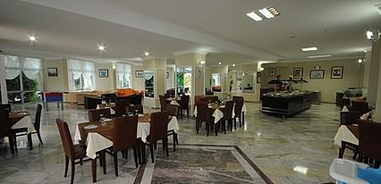 Adler Otel Yeme / İçme