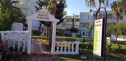 Admiral Hotel Mersin Genel Görünüm