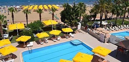 Admiral Hotel Mersin Havuz / Deniz