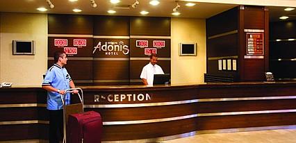 Adonis Hotel Genel Görünüm