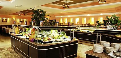 Adonis Hotel Yeme / İçme