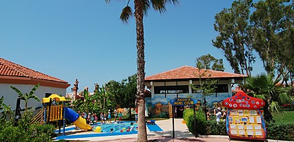 Adora Resort Hotel Havuz / Deniz