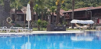 Adrasan Club Sun Village Havuz / Deniz
