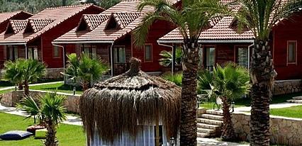 Adrasan Club Sun Village Genel Görünüm