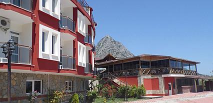 Adrasan Klados Hotel Genel Görünüm