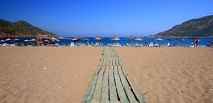 Adrasan Klados Hotel Havuz / Deniz