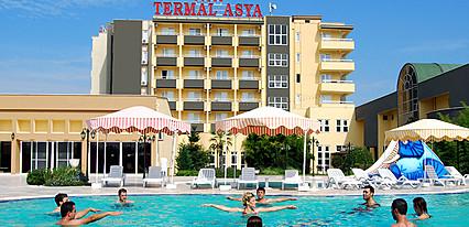 Agiros Termal Hotel Havuz / Deniz