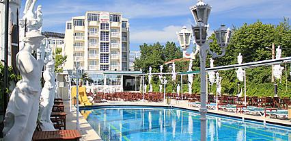 Agrigento Resort Hotel Havuz / Deniz