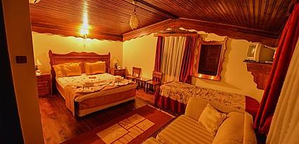 Agva El Rio Motel Oda