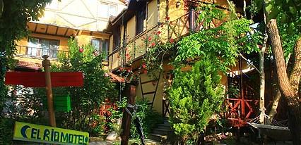 Agva El Rio Motel Genel Görünüm