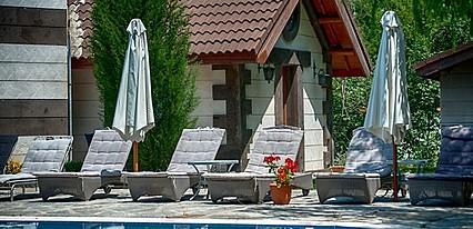 Ağva Wineport Lodge Havuz / Deniz