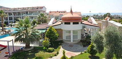 Akbuk Palace Hotel & Residence Genel Görünüm