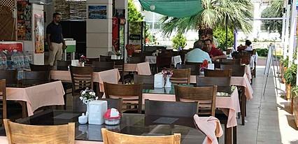 Akbuk Palace Hotel & Residence Yeme / İçme