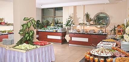 Akbulut Hotel Spa Yeme / İçme