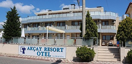 Akcay Resort Otel Genel Görünüm