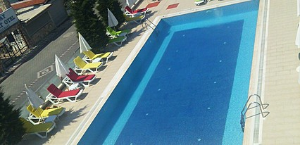 Akcay Resort Otel Havuz / Deniz