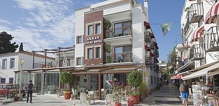 Akkan Luxury Hotel Genel Görünüm