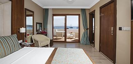 Akkan Luxury Hotel Oda