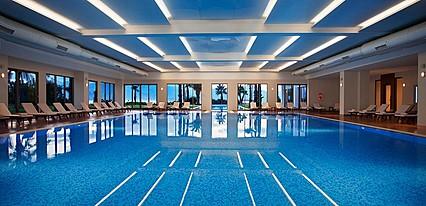 Akra Barut Hotel Havuz / Deniz