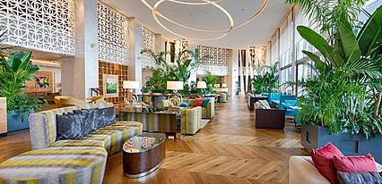 Akra V Hotel Genel Görünüm