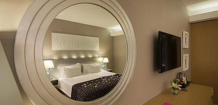 Akra V Hotel Oda