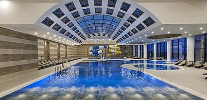 Akrones Otel Havuz / Deniz