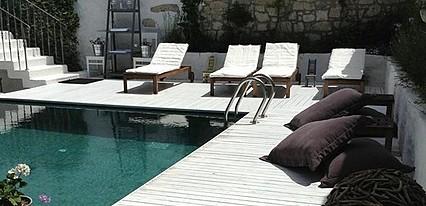 Ala Otel Alacati Havuz / Deniz