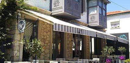 Ala Otel Alacati Yeme / İçme