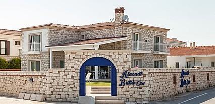 Alacaat Butik Otel Genel Görünüm