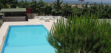 Alacati Golden Resort Havuz / Deniz
