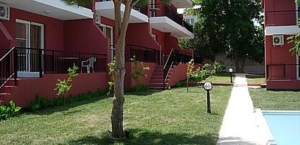 Alacati Golden Resort Genel Görünüm
