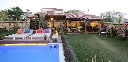 Alaçatı Mandalina Hotel Havuz / Deniz