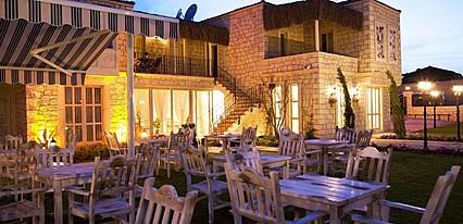 Alacati Marina Palace Butik Hotel Yeme / İçme