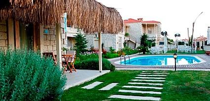Alacati Marina Palace Butik Hotel Havuz / Deniz