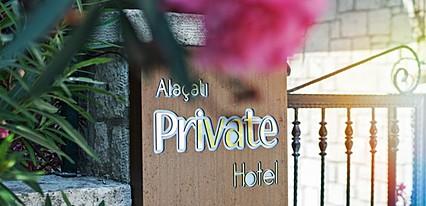 Alacati Private Hotel Genel Görünüm