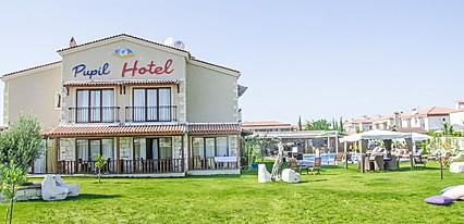 Alacati Pupil Hotel Genel Görünüm