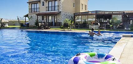 Alacati Pupil Hotel Havuz / Deniz