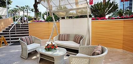 Alaiye Kleopatra Hotel Genel Görünüm