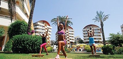 Alaiye Resort Spa Hotel Genel Görünüm