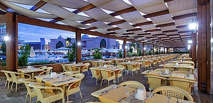 Alan Xafira Deluxe Resort & Spa Yeme / İçme