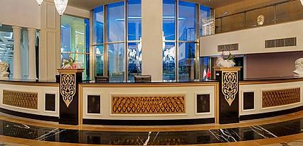 Alan Xafira Deluxe Resort & Spa Genel Görünüm