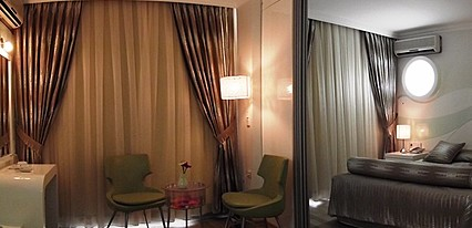 Alanya Buyuk Hotel Oda