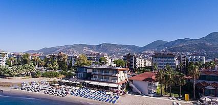 Alanya Buyuk Hotel Genel Görünüm