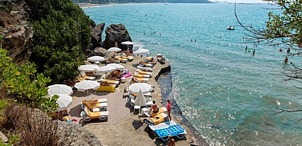 Alara Hotel Havuz / Deniz