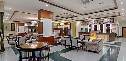 Alara Kum Hotel Genel Görünüm