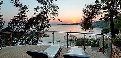 Alara Star Hotel Havuz / Deniz