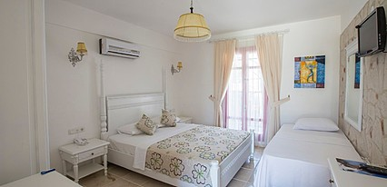 Alaroof Butik Otel Oda